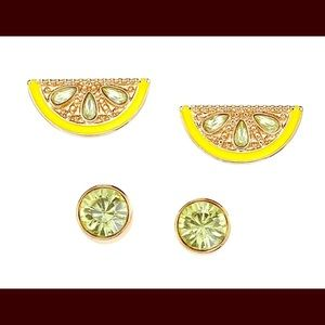 Sunny Days Stud Earring Duo